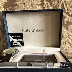 Cote d' Azur Watch Set